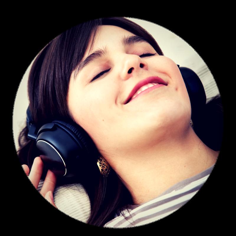 Rie Jespersen webshop. Lydfiler til meditation og selvhypnose.