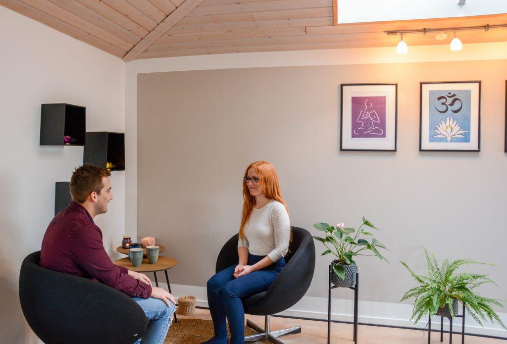 Guidekontakt ved Rie Jespersen, Behandlerhuset Rislundvej 12