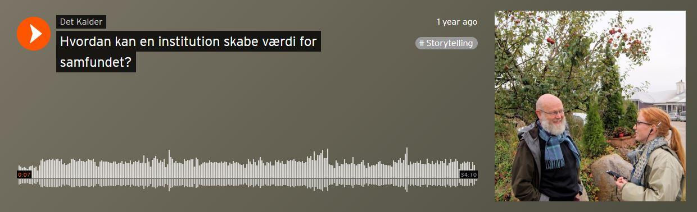 Jorden Kalder Soundcloud Rie Jespersen Podcast