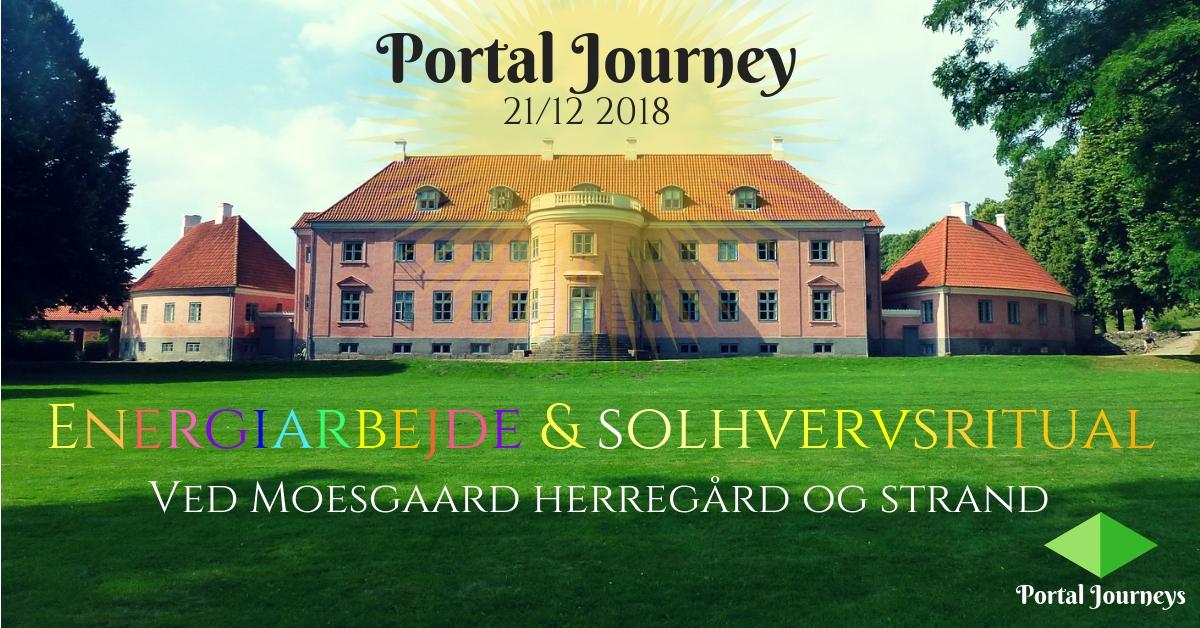 Portal Journey til Moesgaard Rie Jespersen Portal Journeys