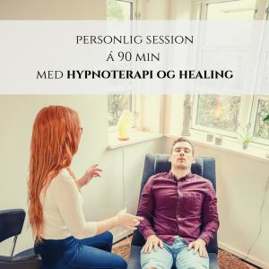 Personlig session med hypnoterapi og healing ved Rie Jespersen