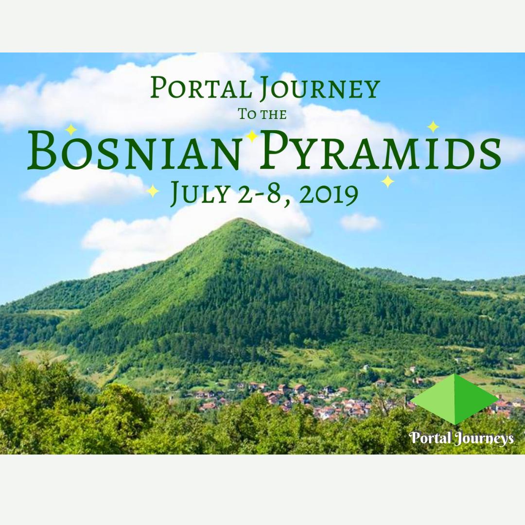 Portal Journey to the Bosnian Pyramid (2)