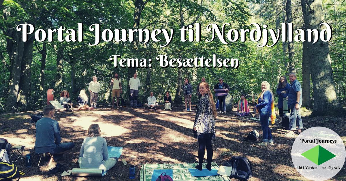 Portal Journey til Nordjylland tema besættelsen