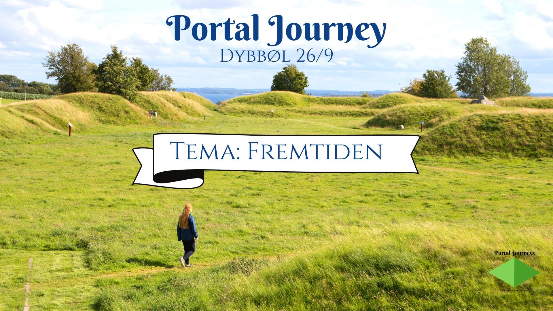 Portal Journey til Dybbøl